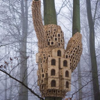 7 Unique Bird Houses You Wish You Could Move Into