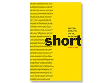 Short, edited by Alan Ziegler