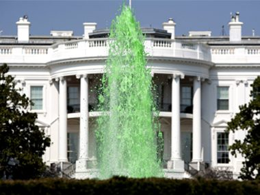 St. Patrick's Day Washington D.C.