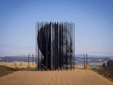 Nelson Mandela Memorial Sculpture