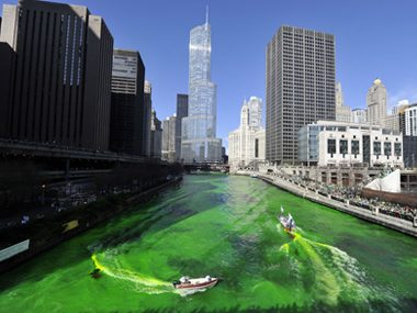 St. Patrick's Day Chicago