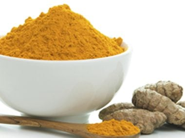 Add turmeric to your diet