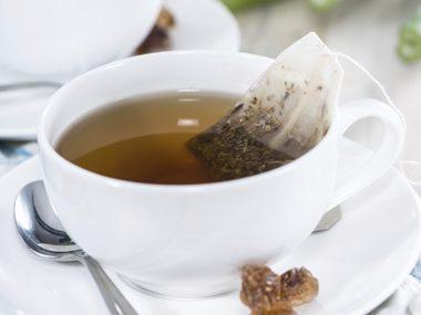 Brew caraway tea