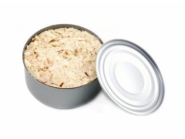 Tuna as a topping
