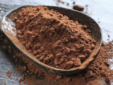 Cocoa lets you inhale more deeply.