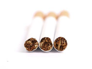 Ammonium releases more nicotine.