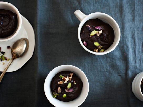 6 true food kitchen recipes from andrew weil md readers digest chocolate pudding forumfinder Images
