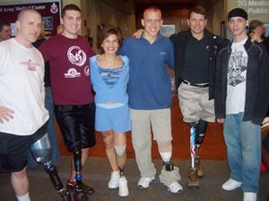friends at walter reed