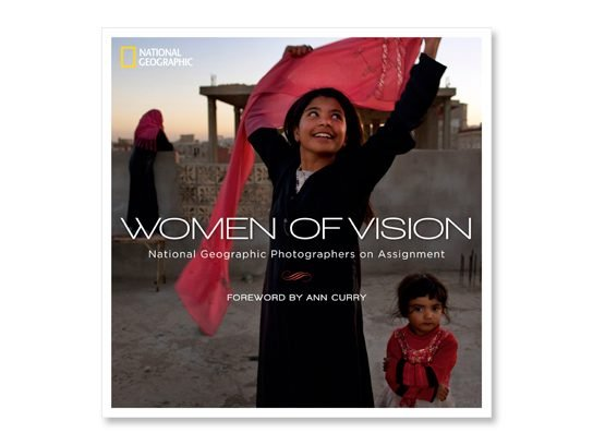 About the book <i>Women of Vision</i>