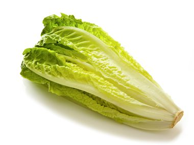 Romaine, grilled for flavor