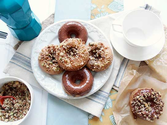 Baked Donuts: 3 Ways