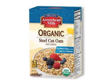 Arrowhead Mills Steel Cut Oats Hot Cereal