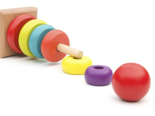 Plastic and Wooden Toys