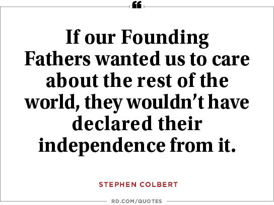 If our Founding Fathers...