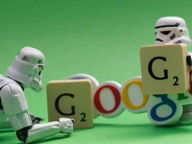 Google's index is over 100 million gigabytes large.