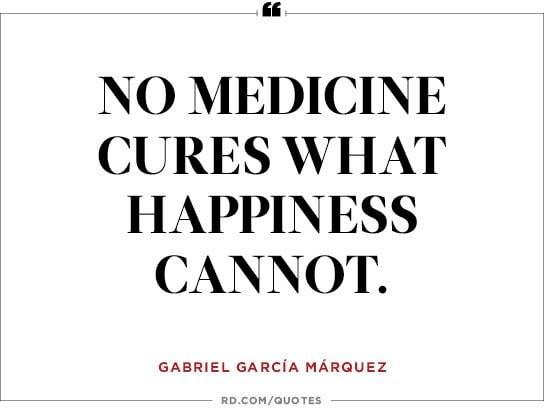 No medicine cures