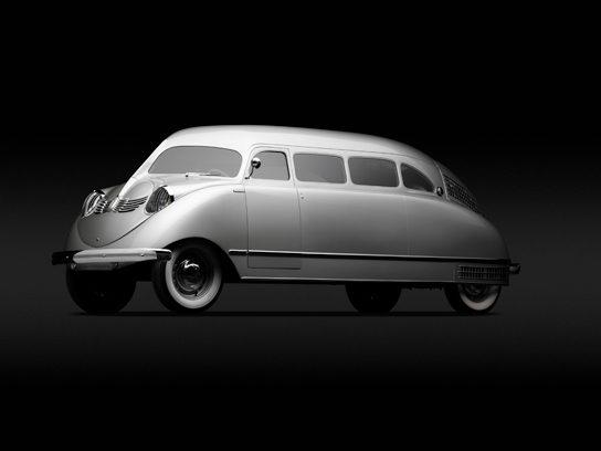 Stout Scarab, 1936