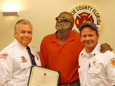 Everyday Heroes: The Blind Firefighter
