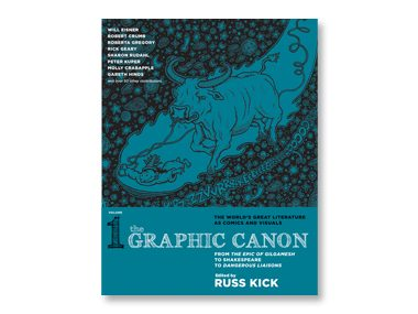 The Graphic Canon, edited by Russ Kick