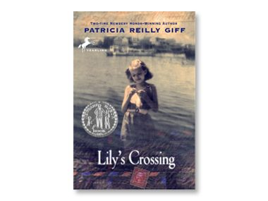 summer reading lilys crossing