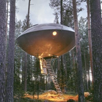 10 Outrageous Tree Houses You'll Want in Your Backyard