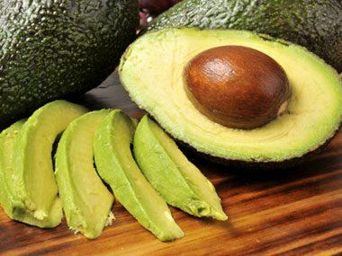 Add sliced avocado