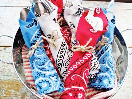 fourth of july bandanas