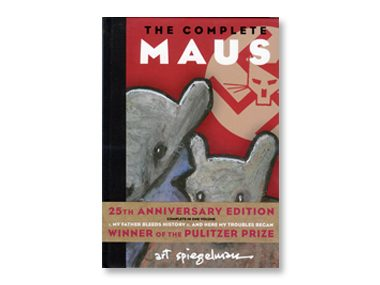 Maus: A Survivor's Tale  by Art Speigelman
