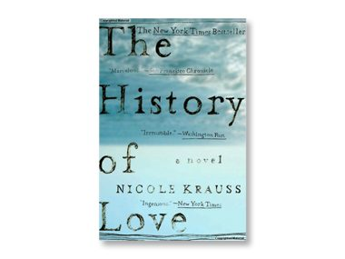 summer reading history of love