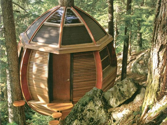 Cool Tree Houses Youll Want In Your Backyard Readers Digest - Backyard treehouses