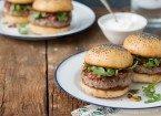 vegan burgers gorgonzola lamb