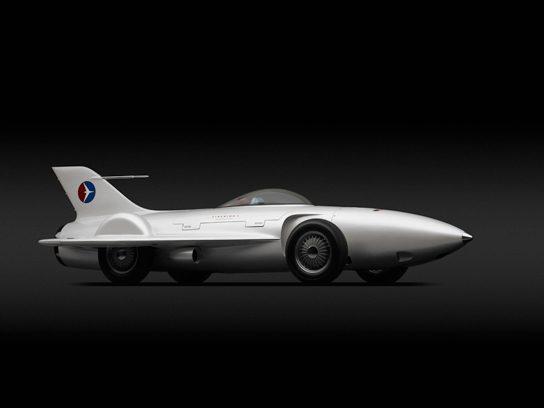 General Motors Firebird I XP-21, 1953