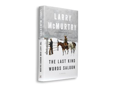 If you like historical fiction: <i>The Last Kind Words Saloon</i> by Larry McMurtry