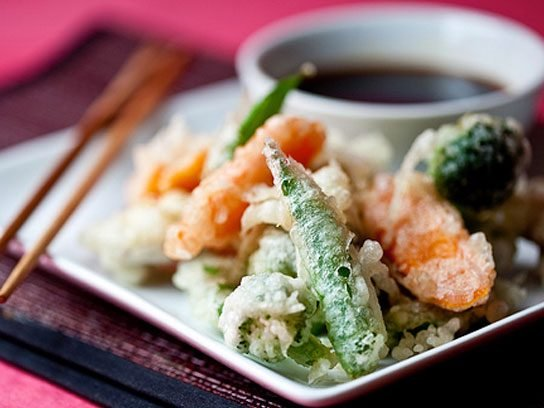 Vegan Vegetable Tempura