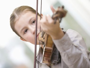 Playing an instrument may protect brain sharpness later in life