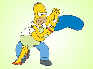 What Marge & Homer Simpson Have to Say About Love