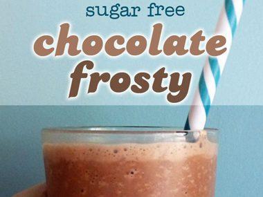 Chocolate Frosty