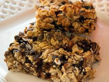 sugar savvy energy granola bar