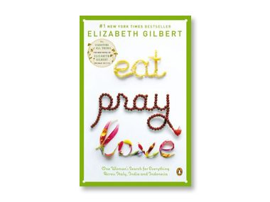 summer reading eat pray love