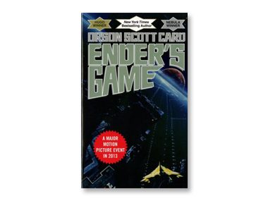 summer reading enders game