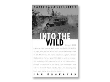 summer reading into the wild