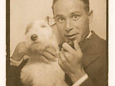 anatal josepho and dog