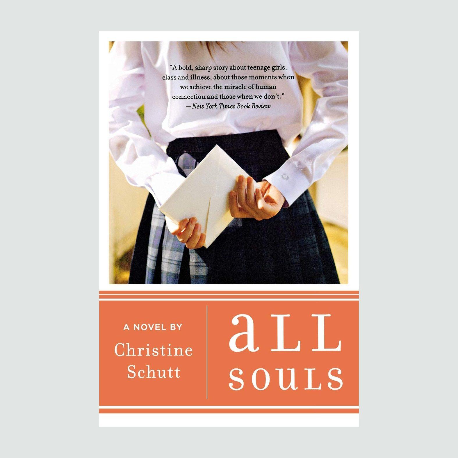 Christine Schutt all souls book