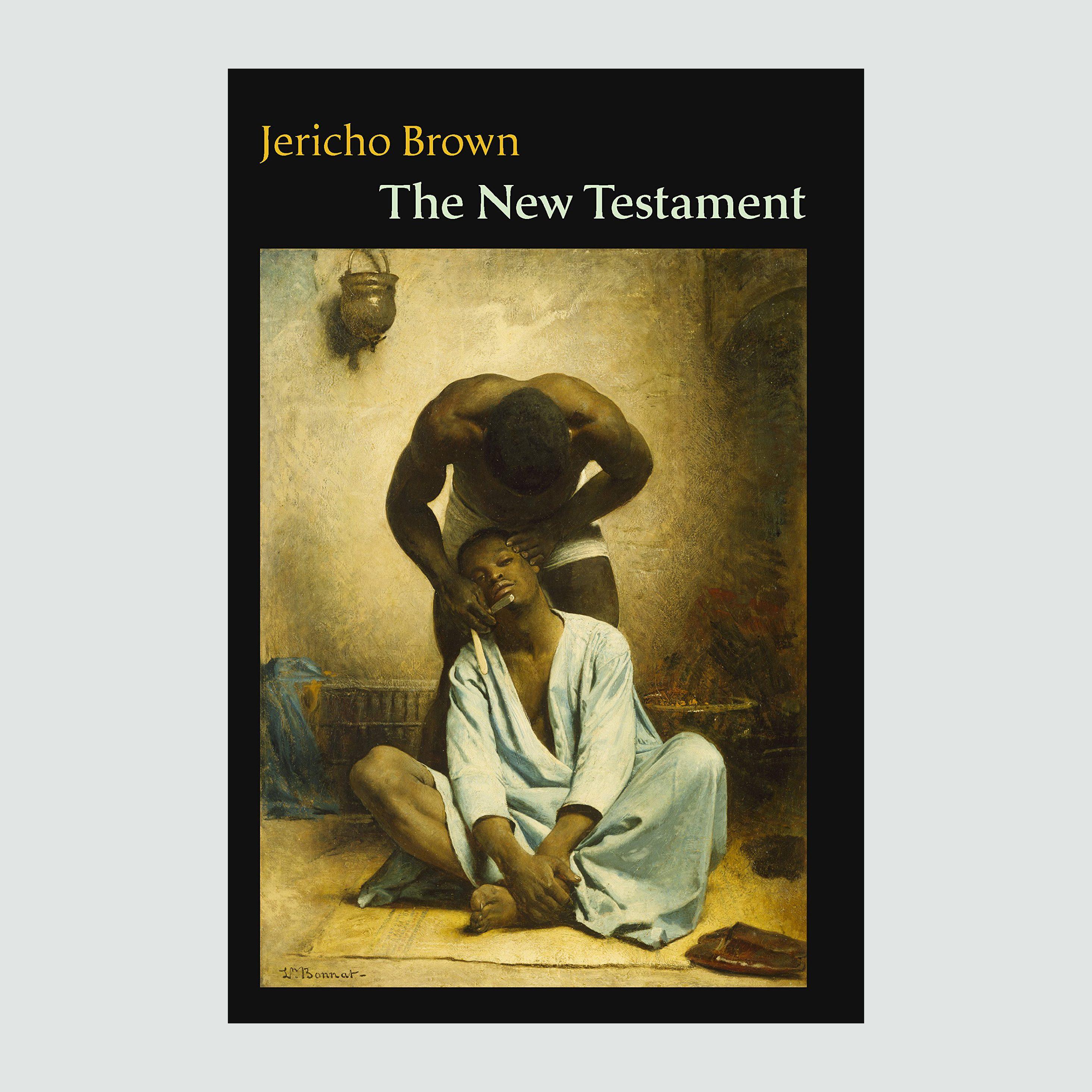 Jericho Brown author