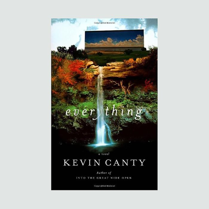 Kevin Canty author