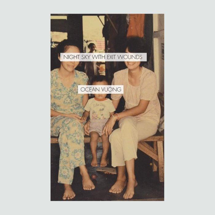 Ocean Vuong book