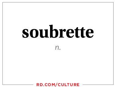 soubrette (n.)