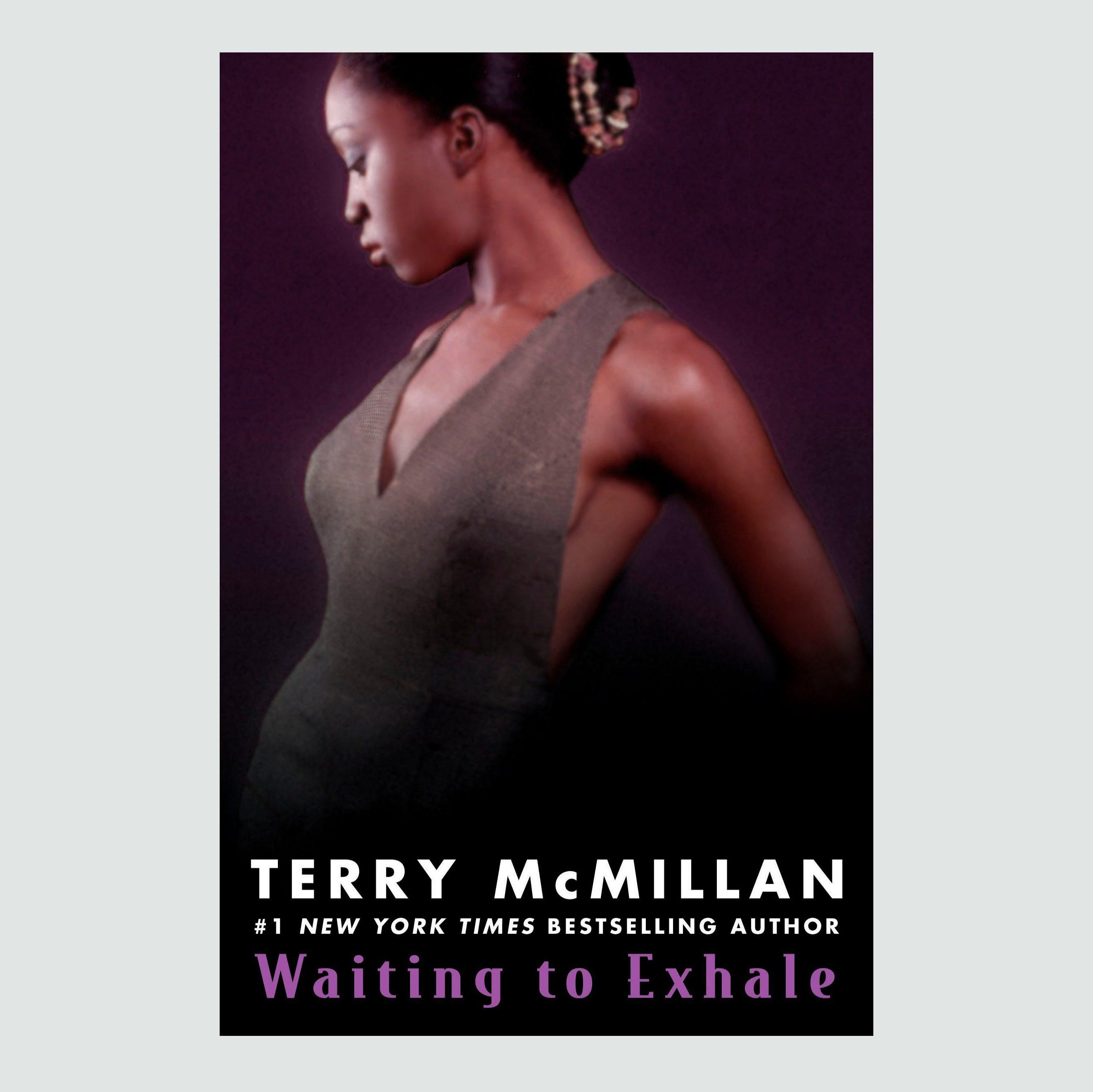 Terry McMillan author