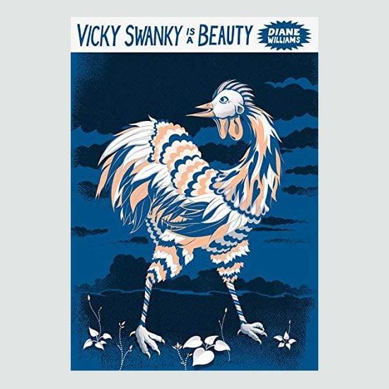 Diane Williams vicky swanky book