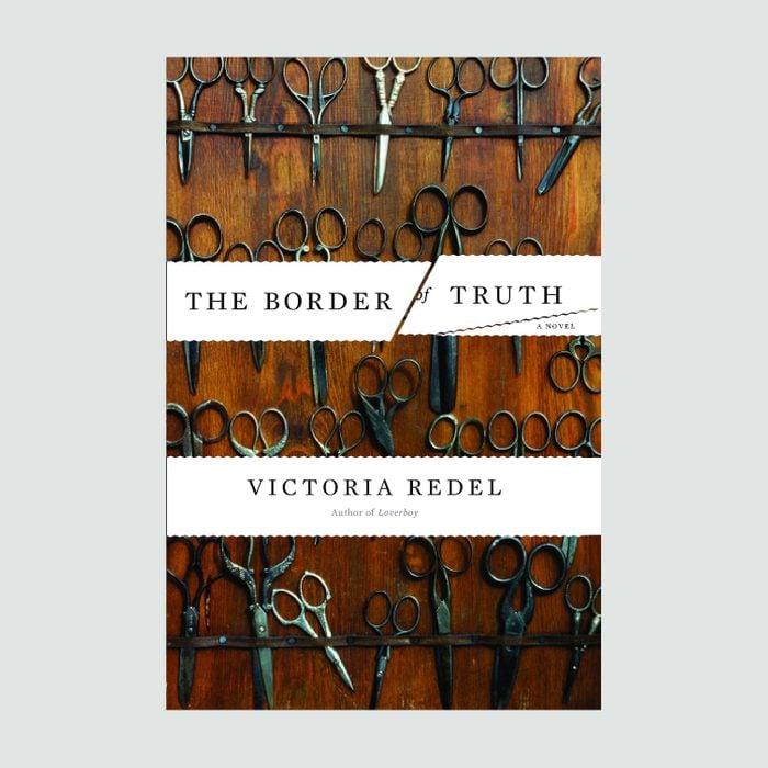 Victoria Redel author